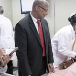 Serving the community with WSSU health professionals